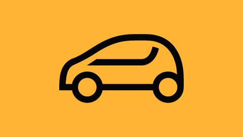 Renault Courtesy Vehicle