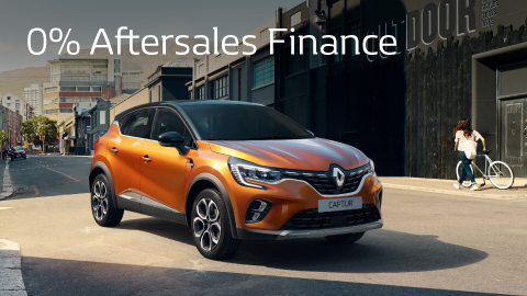 Renault Aftersales Payment Assist