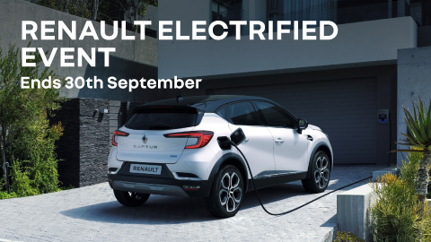 Renault Electrified Event