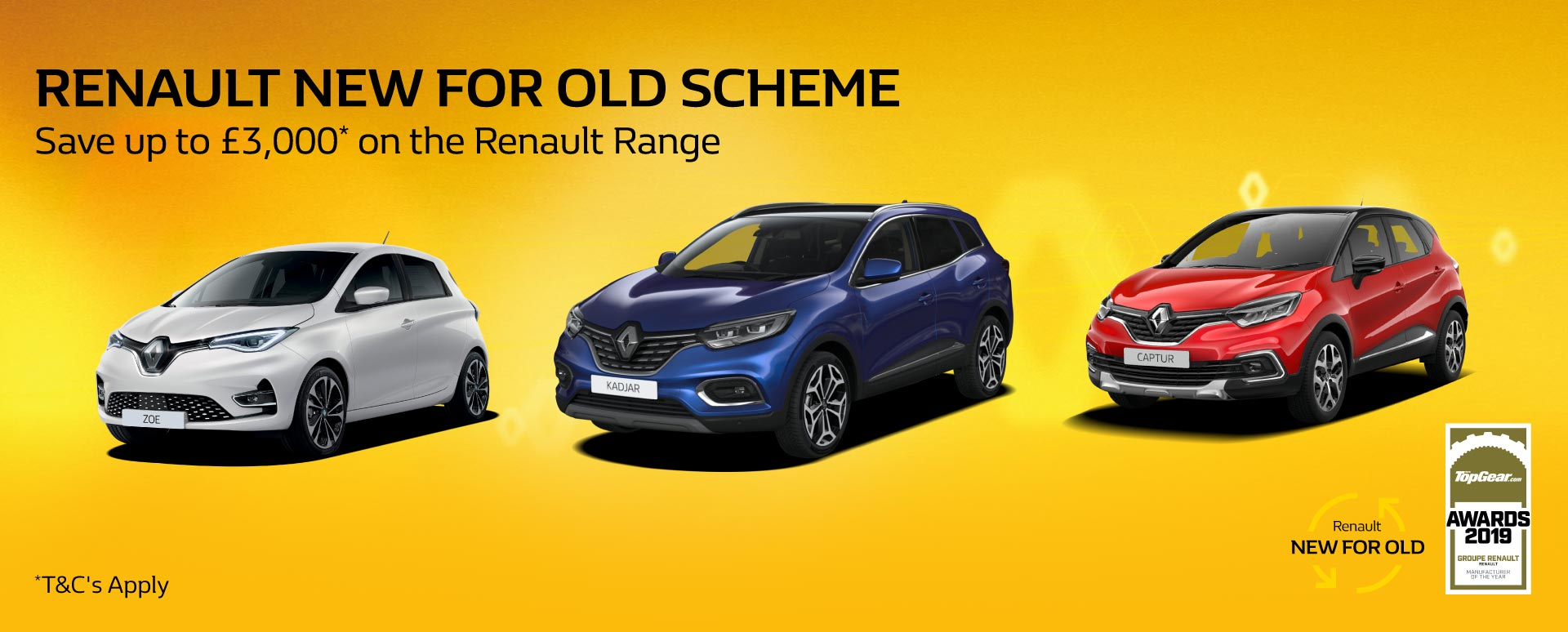 Renault Scrappage Scheme