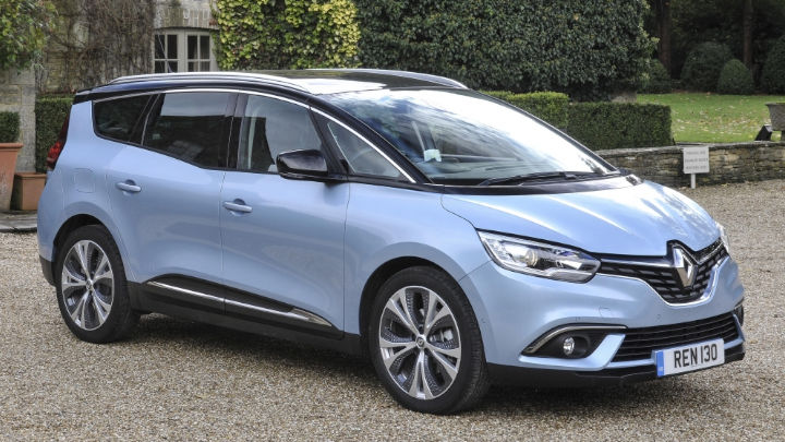 Renault Grand Scenic Side