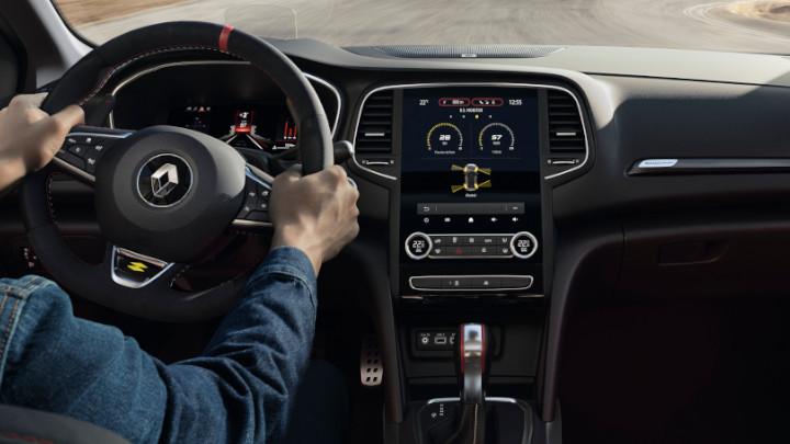 Megane RS Trophy Interior 2020