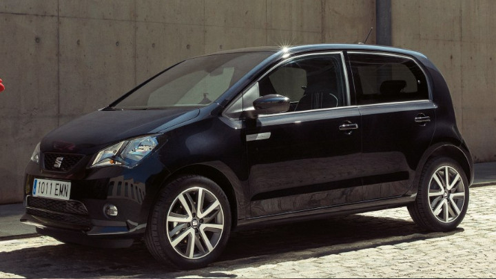 SEAT Mii Electric Front
