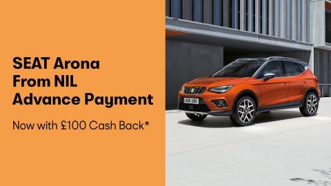Arona £100 Cashback