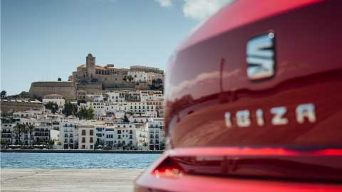 Can't get to Ibiza? Drive to Ibiza instead.