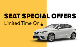 SEAT Special Offers