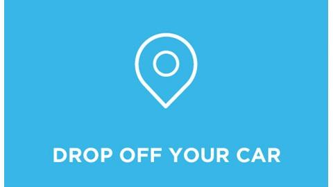 Drop Off Your Car