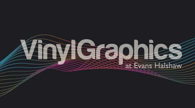 Vinyl Graphs at Evans Halshaw