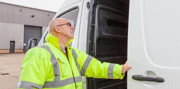 maintaining your van