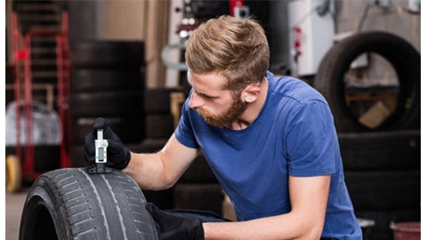 Tyre Health Check