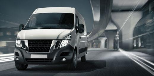 Vans and Light Goods Vehicles