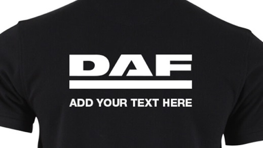 DAF Embroidery