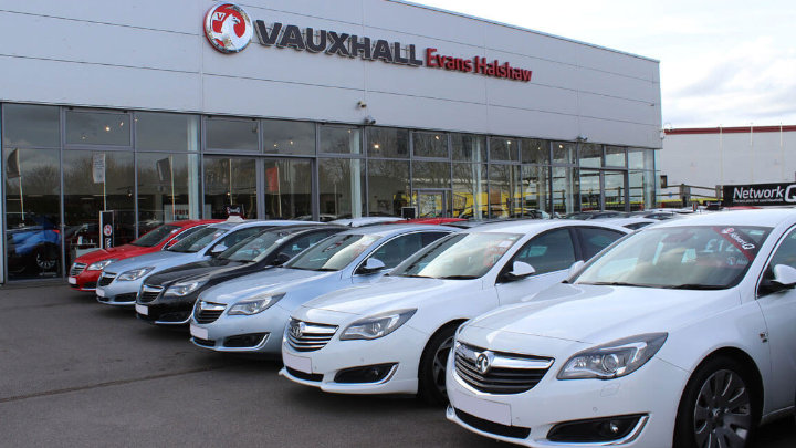 Approved Used Vauxhall Cars