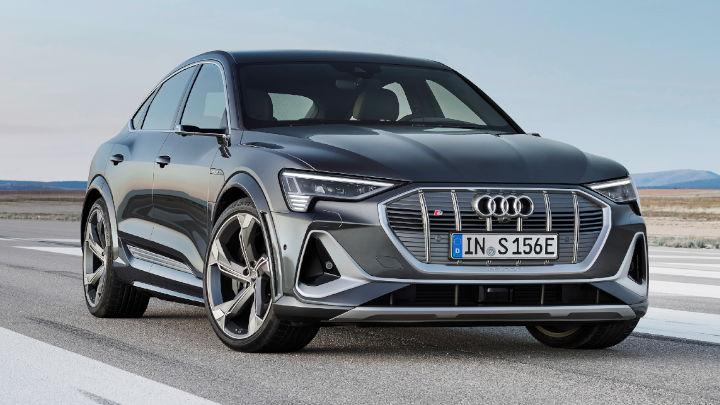 Used Audi E-Tron S