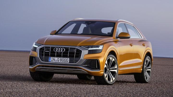 Used Audi Q8