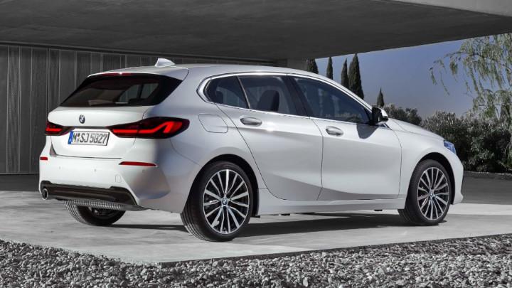 BMW 1 Series Exterior