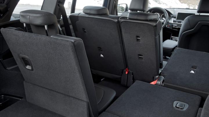 BMW 2 Series Gran Tourer Seats