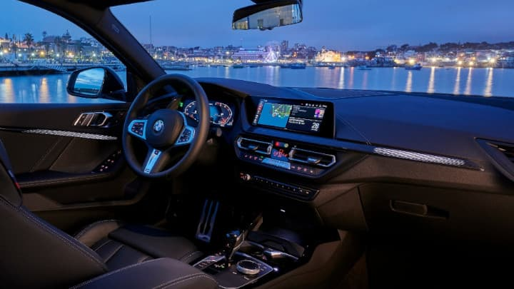 BMW 2 Series Gran Coupe Interior