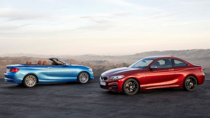 BMW 2 Series Pair