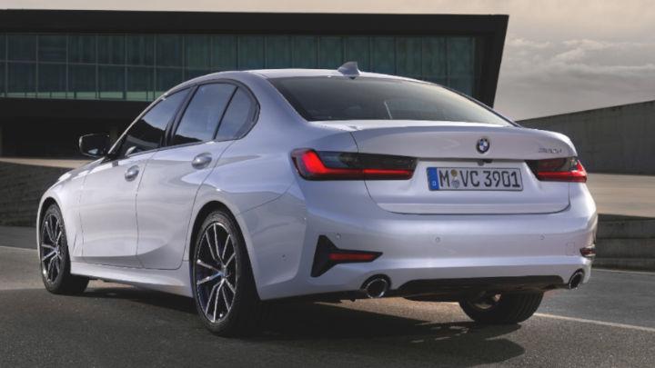 BMW 3 Series Exterior