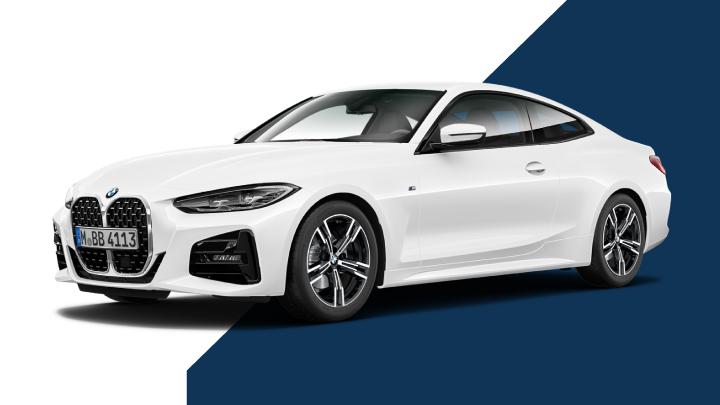 BMW 4 Series 2020 Onwards Large