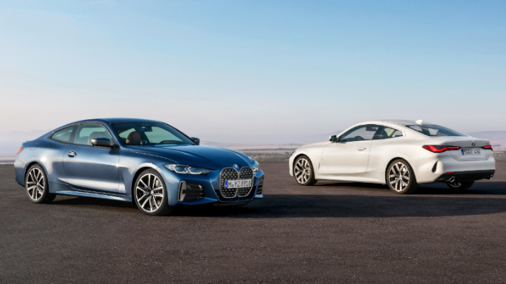BMW 4 Series Duo