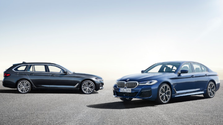 BMW 5 Series Pair