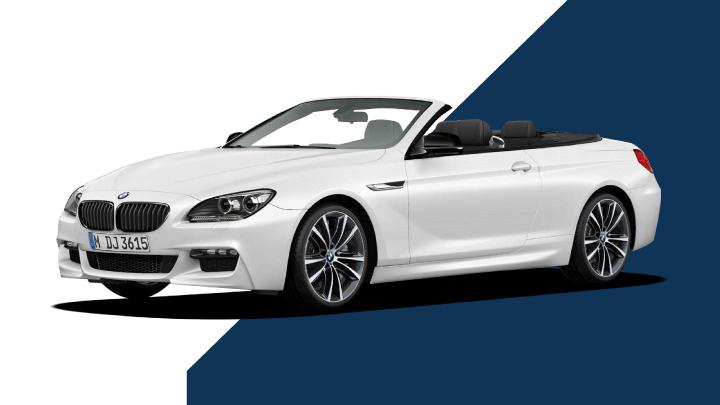 BMW 6 Series Hero