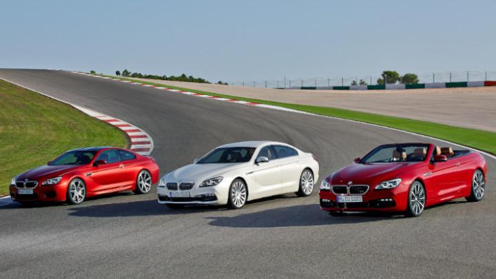BMW 6 Series Trio