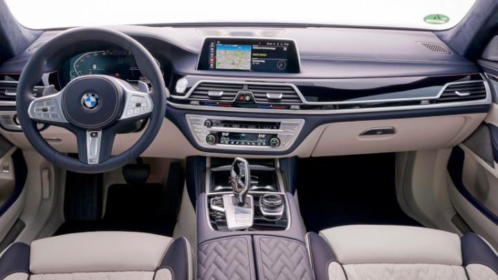 BMW 7 Series Interior