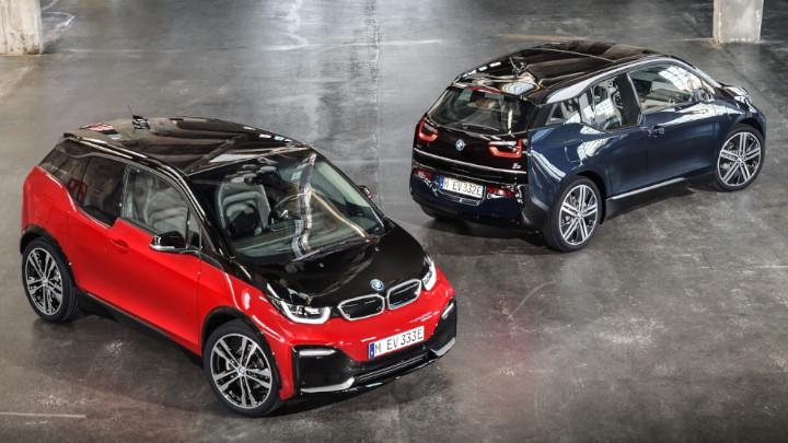 BMW i3 Pair