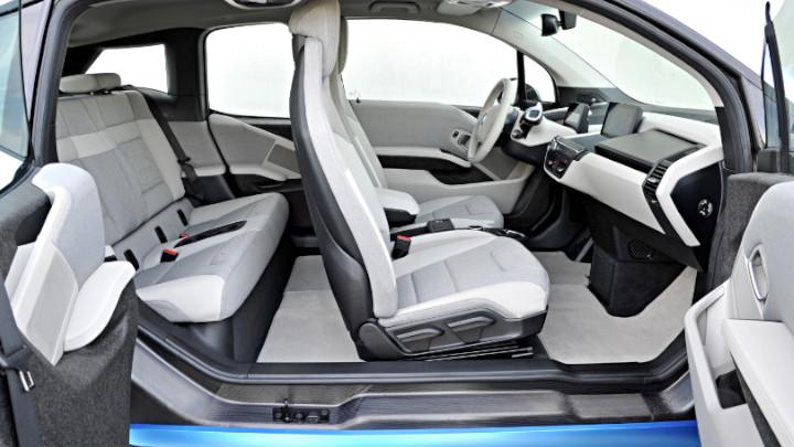 BMW i3 Interior Showcase