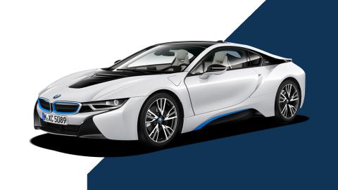 BMW i8 Thumb