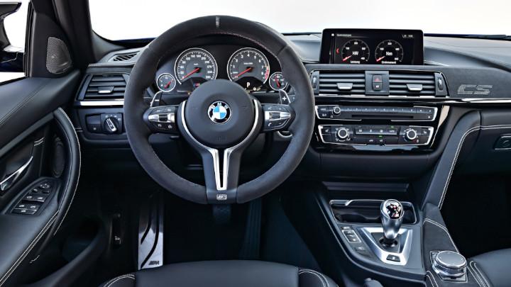BMW M3 F80 Interior