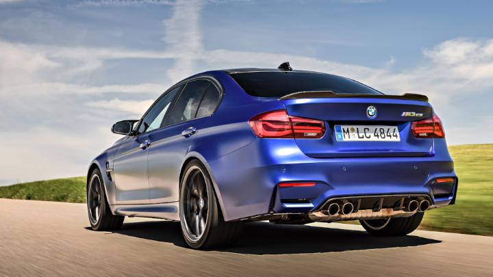 BMW M3 CS F80