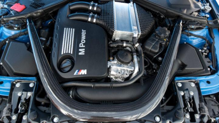 BMW S55 Engine