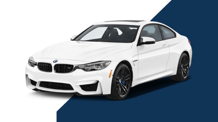 BMW M4 Hero