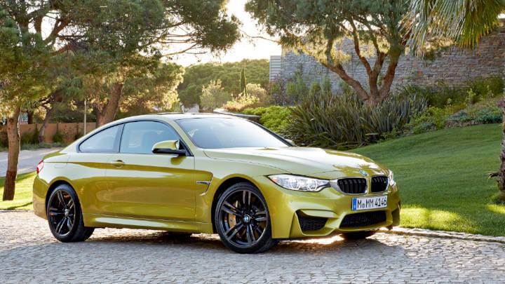 BMW M4 Side