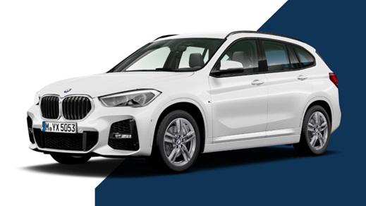 BMW X1 Hero