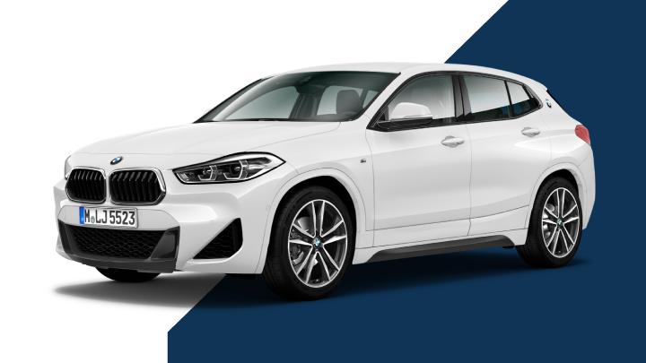BMW X2 Hero