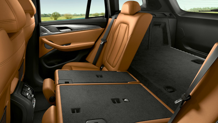BMW X3 Boot