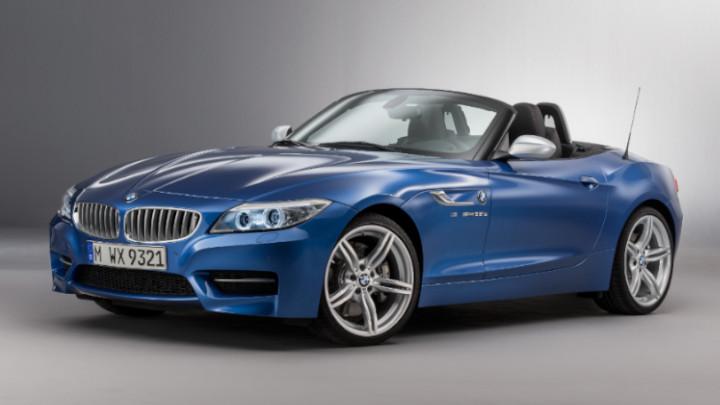 BMW Z4 Second Generation