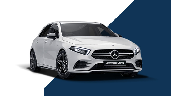 Used Mercedes-Benz A-Class AMG
