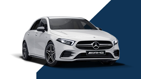Used Mercedes-Benz AMG A Class