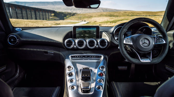 Used Mercedes-Benz AMG GT Coupe Interior, Dashboard