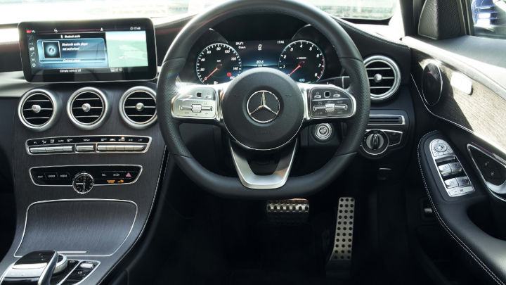 Used Mercedes-Benz C-Class Saloon Interior