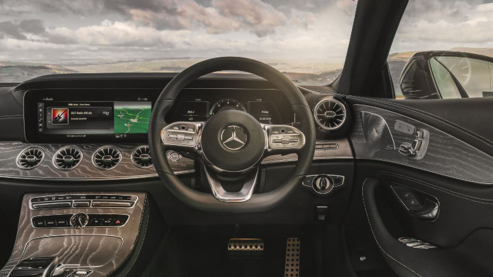 Used Mercedes-Benz CLS Interior, Dashboard