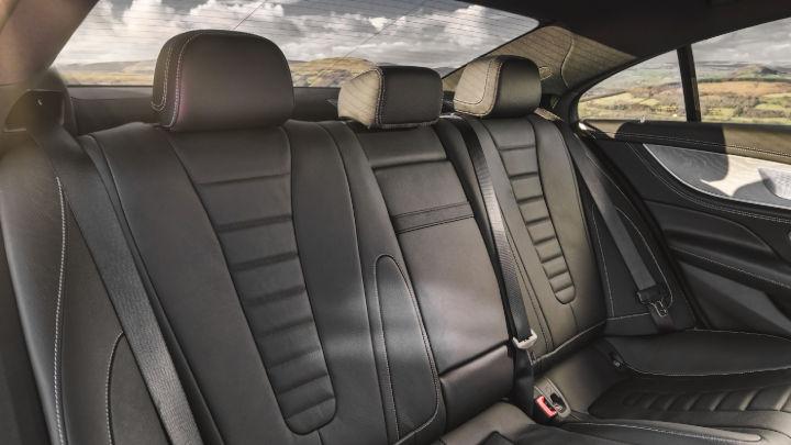 Used Mercedes-Benz CLS Interior, Rear Seats