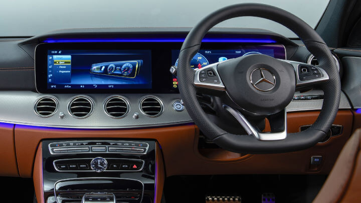 Used Mercedes-Benz E-Class Saloon, Interior, Dashboard
