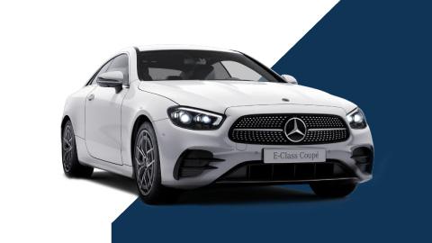Used Mercedes-Benz E-Class